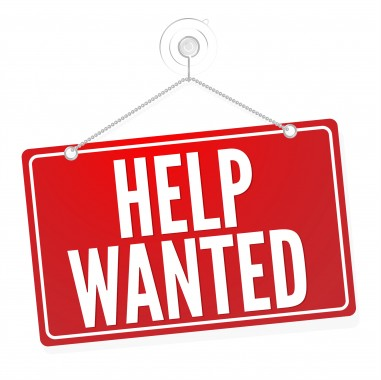 help wanted, work with us, photography, video, marketing, web design